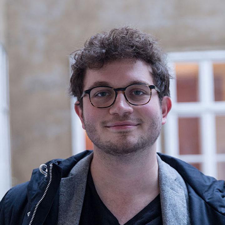 Portrait of Florian
