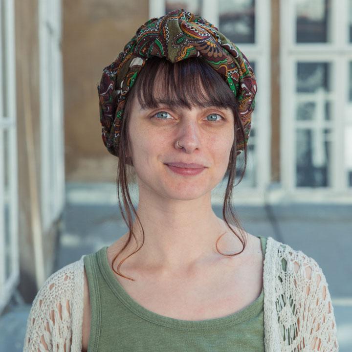 Portrait of Nebi