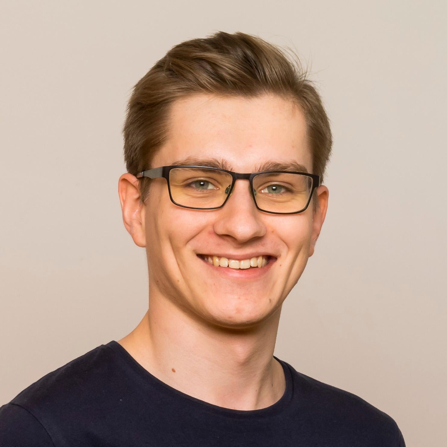 Portrait of Georg