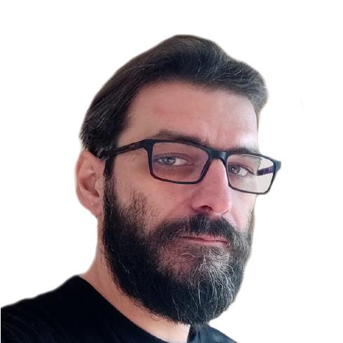 Portrait of Pete